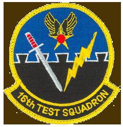 16th Test Squadron