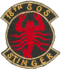 18th Special Operations Squadron - Stinger