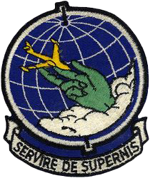 19th Air Refueling Squadron, Medium