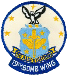 19th Bombardment Wing, Heavy