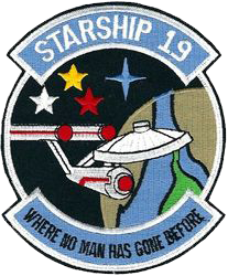 USAFA Cadet Squadron 19, US Air Force Academy (Staff)