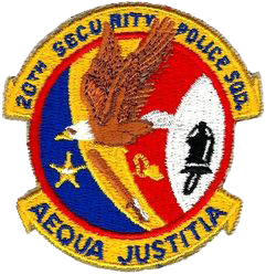 20th Security Police Squadron