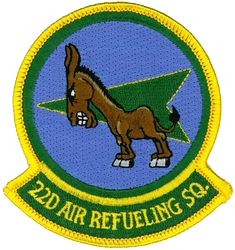 22nd Air Refueling Squadron