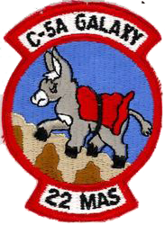 22nd Military Airlift Squadron