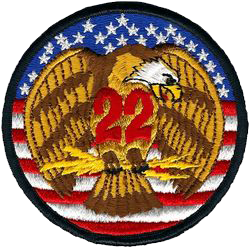 22nd Tactical Fighter Squadron