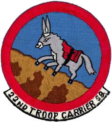 22nd Troop Carrier Squadron
