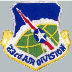 23rd Air Division