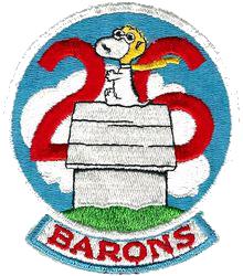 USAFA Cadet Squadron 26, US Air Force Academy (Staff)