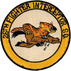 26th Fighter-Interceptor Squadron
