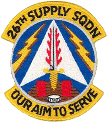 26th Supply Squadron
