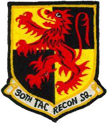 30th Tactical Reconnaissance Squadron