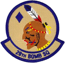 28th Bomb Squadron - Mohawk Warriors