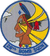 28th Bombardment Squadron, Heavy