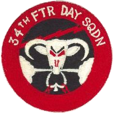 34th Fighter-Day Squadron