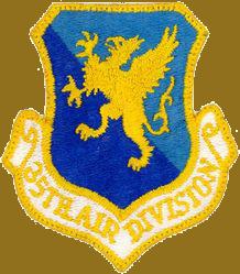 HQ 35th Air Division, SAGE, Air Defense Command (ADC)