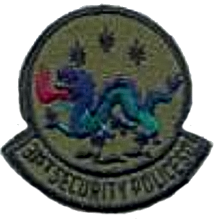 31st Security Police Squadron