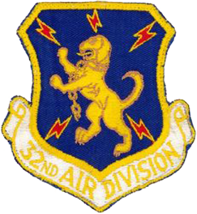 32nd Air Division