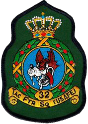 32nd Tactical Fighter Squadron