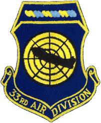 33rd Air Division