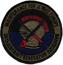 36th Aircraft Generation Squadron