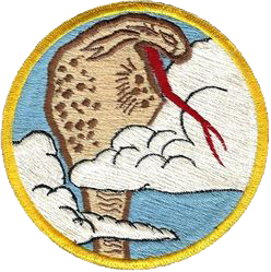 39th Fighter Squadron  - Cobra In The Clouds