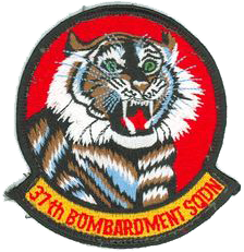 37th Bombardment Squadron, Medium