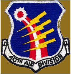 40th Air Division