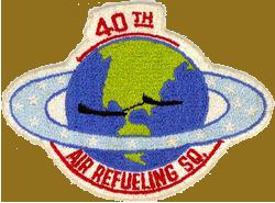 40th Air Refueling Squadron, Medium