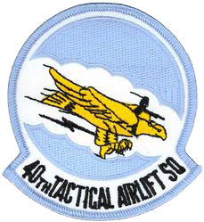 40th Tactical Airlift Squadron