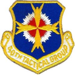 40th Tactical Group