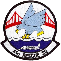 41st Rescue Squadron  - Jolly Green
