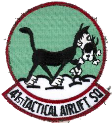 41st Tactical Airlift Squadron