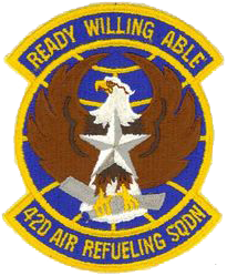 42nd Air Refueling Squadron