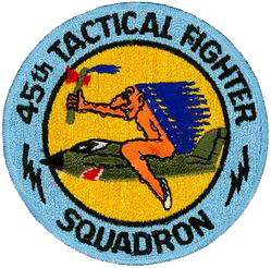 45th Tactical Fighter Squadron