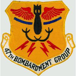 47th Bombardment Group, Light
