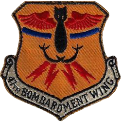47th Bombardment Wing, Tactical