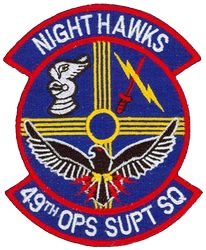 49th Operations Support Squadron - Nighthawks