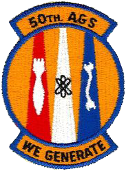 50th Aircraft Generation Squadron