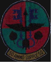 50th Ammunition Supply Squadron