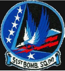 51st Bombardment Squadron, Heavy