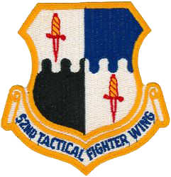 52nd Tactical Fighter Wing