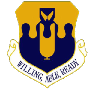43rd Bombardment Wing, Heavy