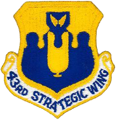 43rd Strategic Wing
