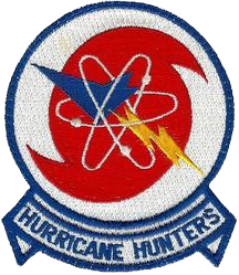 53rd Weather Reconnaissance Squadron - Hurricane Hunters