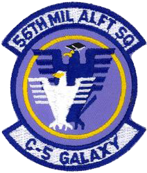 56th Military Airlift Squadron