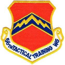 56th Tactical Training Wing (Staff)