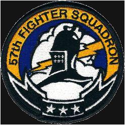 57th Fighter Squadron  - Black Knights