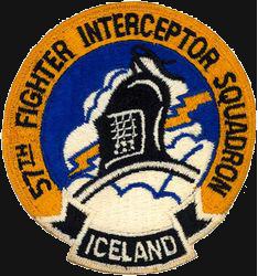 57th Fighter-Interceptor Squadron