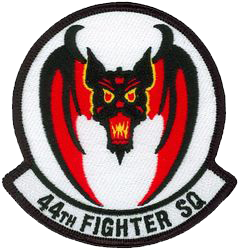 44th Fighter Squadron  - Vampires