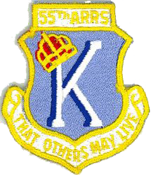 55th Aerospace Rescue and Recovery Squadron